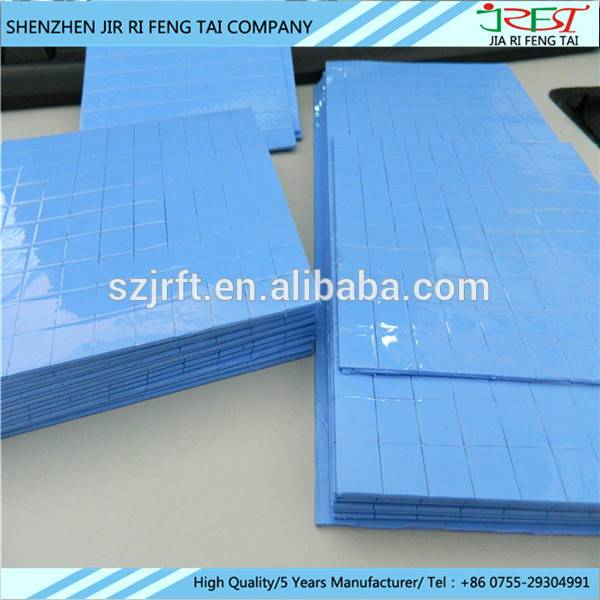 Cooling Thermal Conductive Silicone Adhesive Gap Insulation Pad