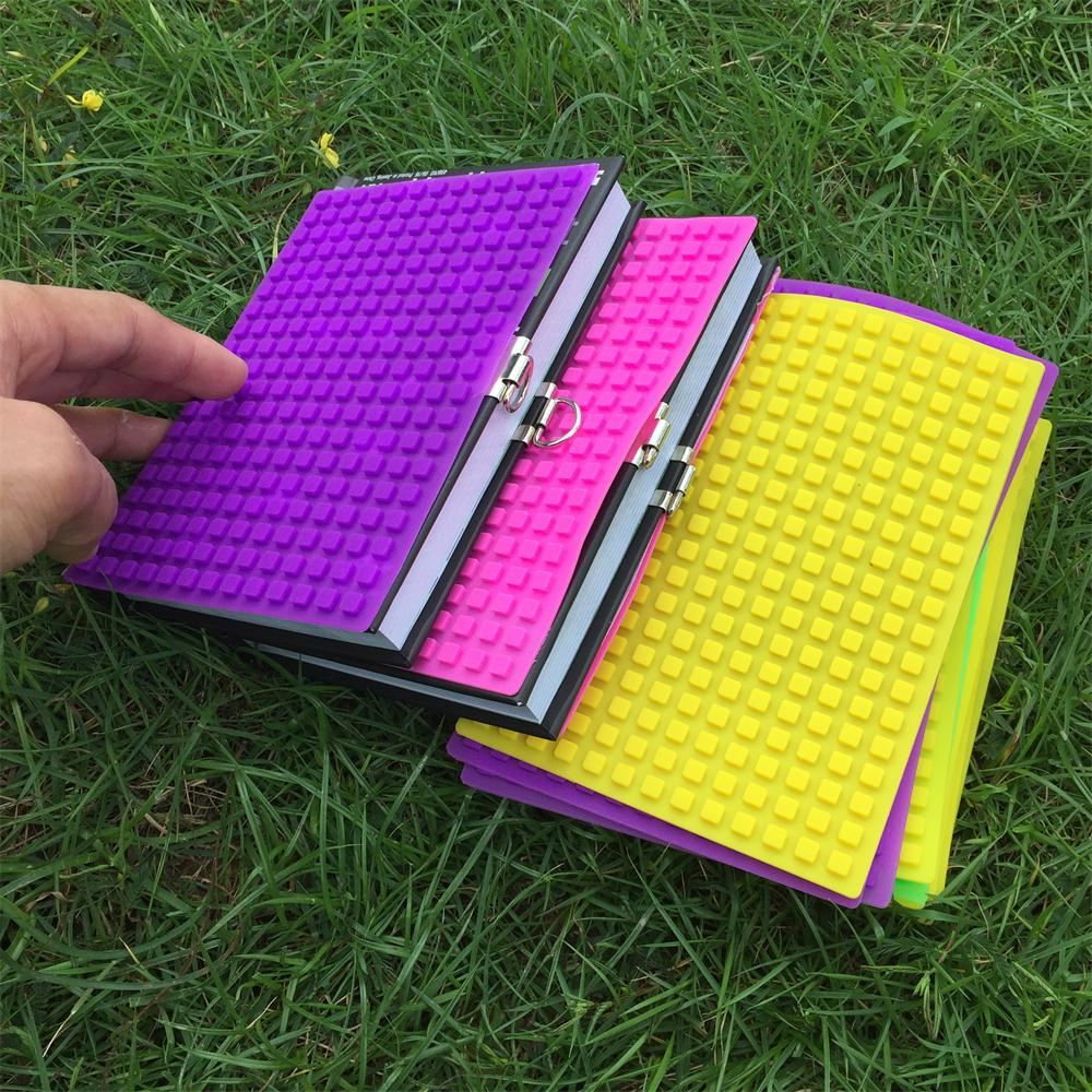 Wholesale washable silicone note book cover