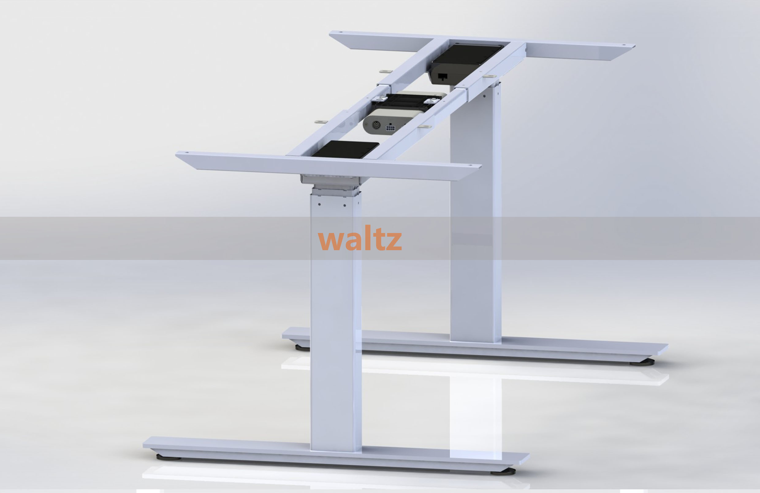 Best selling height adjustable desk computer desk
