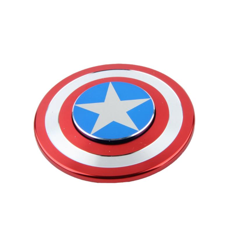 Fancy Avengers fidget spinner batman spinner stress relieve hand spinner toys
