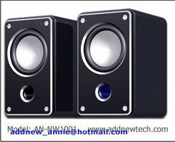 2.0ch USB Powered Speaker System (AN-NW1001)