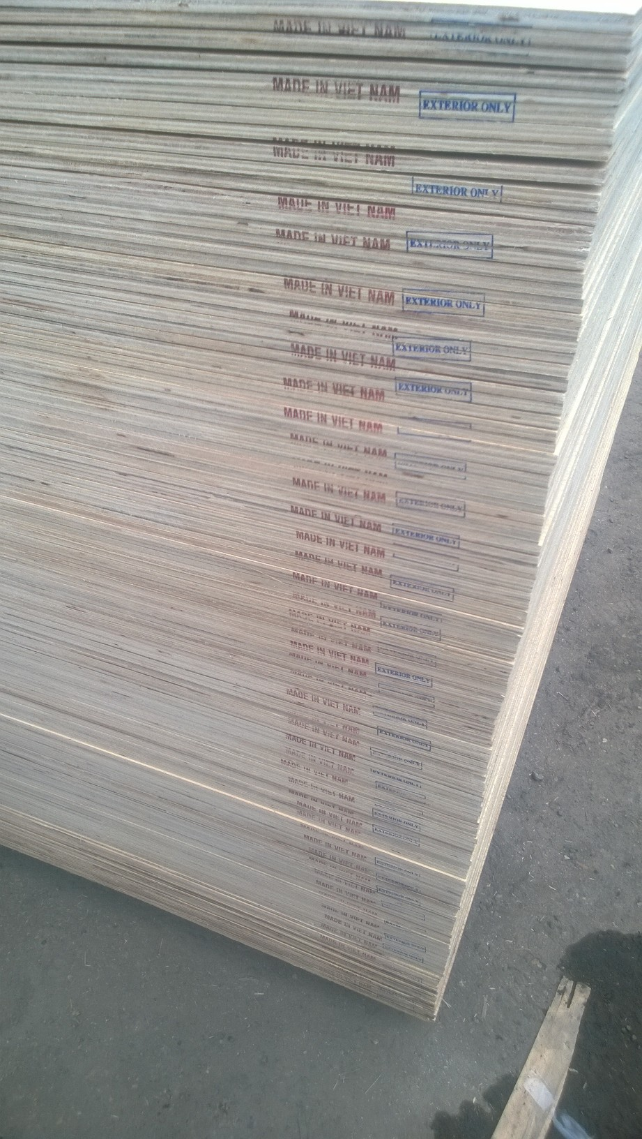 BEST PRICE 12MM PACKING GRADE PLYWOOD