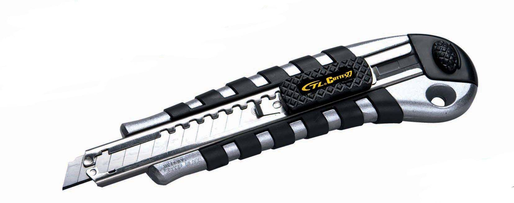Auto Reloading Blade Knife