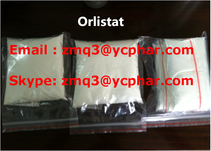 Orlistat CAS 96829-58-2 Effective Weight Loss Powder with 110% Quick Delivery
