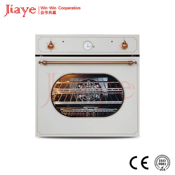 Classic cabinet oven/Built in wall electric oven white painting color JY-OE60K(C)
