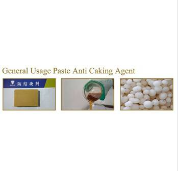 Paste Anti caking Agent wih various colors