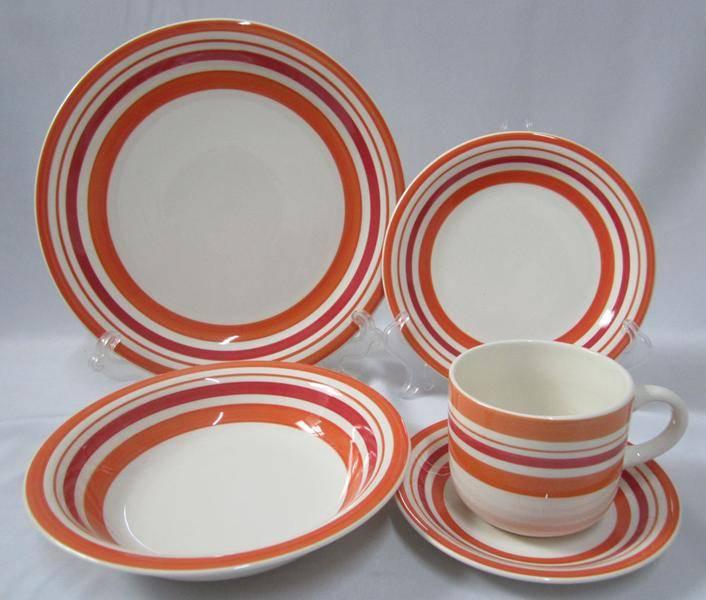 Stoneware Dinnerware Set