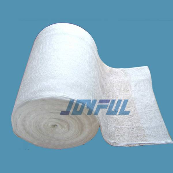 100% Cotton Absorbent Gauze Roll with High Quality and Good Price