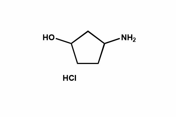 (1R,3S)-3-aminocyclopentanol (hydrochloride)