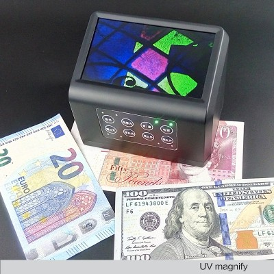 top quality bill detector banknote detector