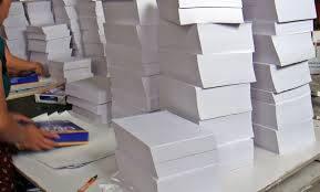 Double A A4 copy paper A4 copy paper 80gsm 75gsm