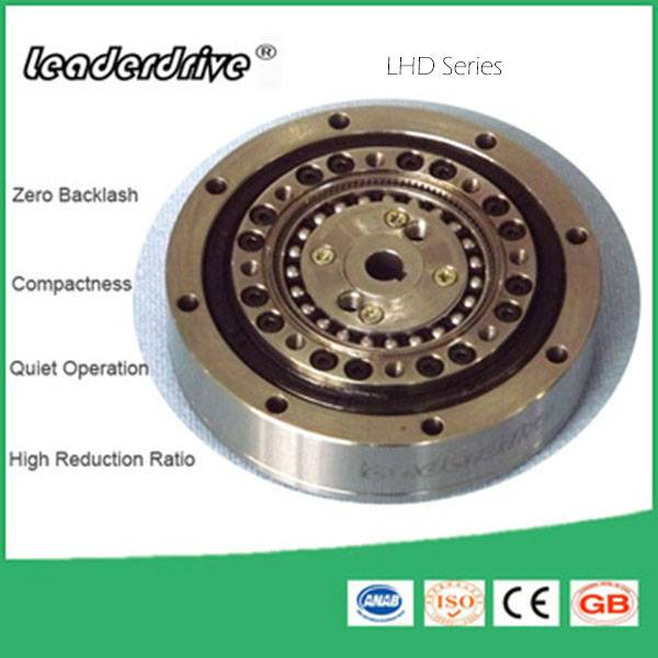 LHD Series Harmonic Gear Speed Reducer with zero backlash