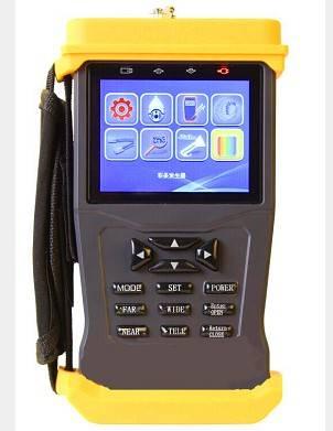 "3.5"" AHD Hybrid CCTV Tester"