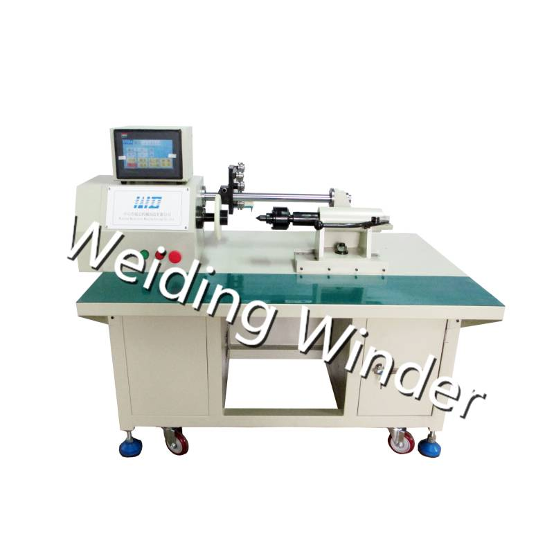 2015HOT sale in turkey indonesia thick wire 3mm winding machine