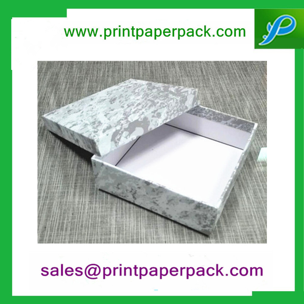 Colorful Printed Paper Gift Box Cosmetic Box Hair Extention Packaging Box