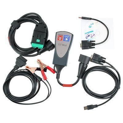 Lexia 3 pp2000 Diagnostic Tools