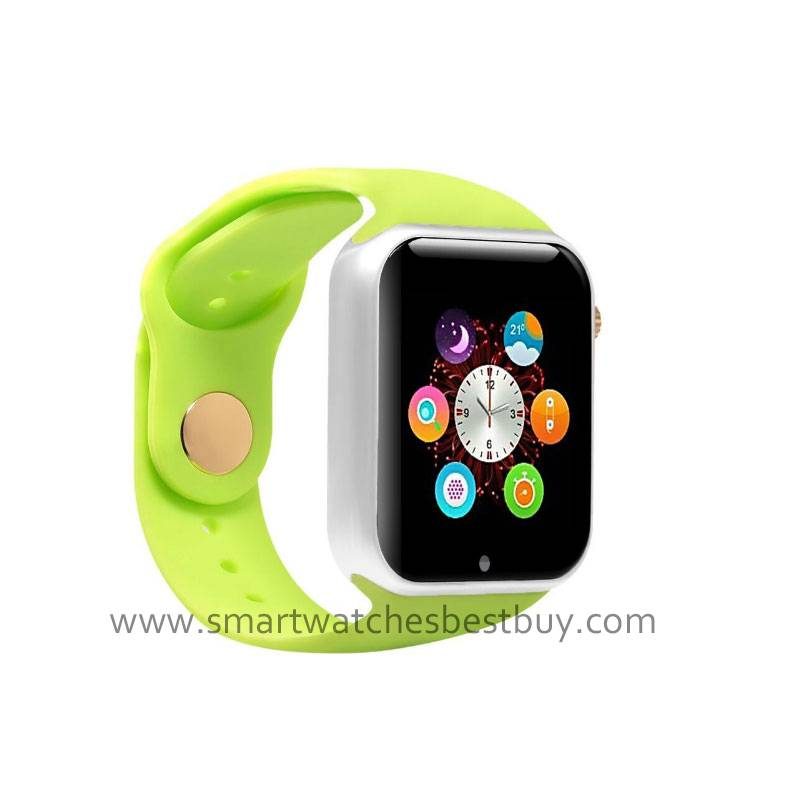 For Android smart phone High quality and cheap price smart watch phone with hear rate with pedometer