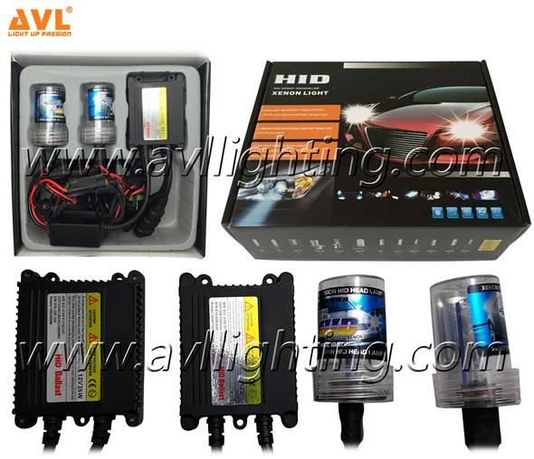 12v35w slim ballast kit