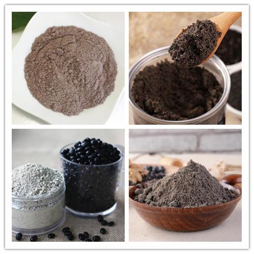 Black Bean Rice Flour Nutritional Powder Food Production Line