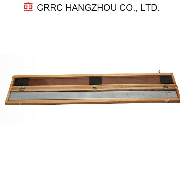 Rail straight ruler CRRC for Railway