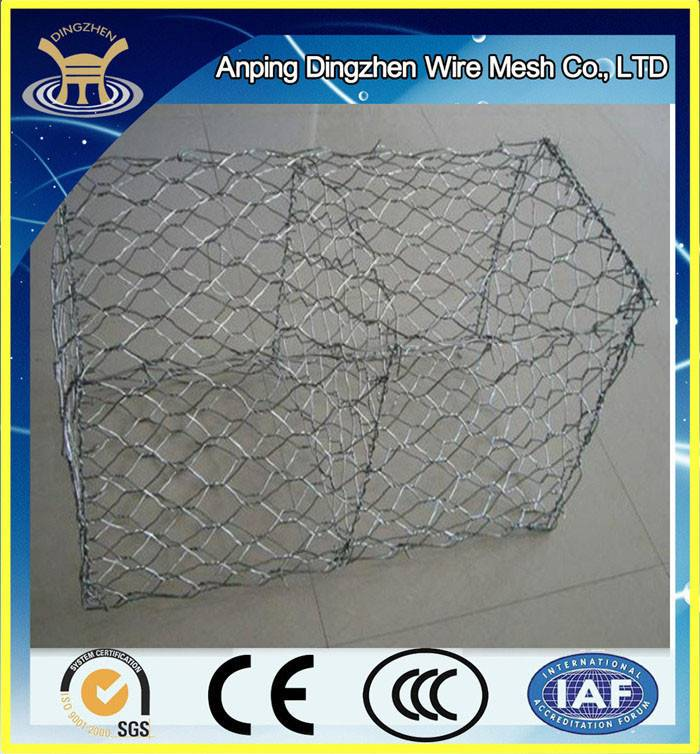 China Factory Spot Supply Gabion / Used Gabion Price