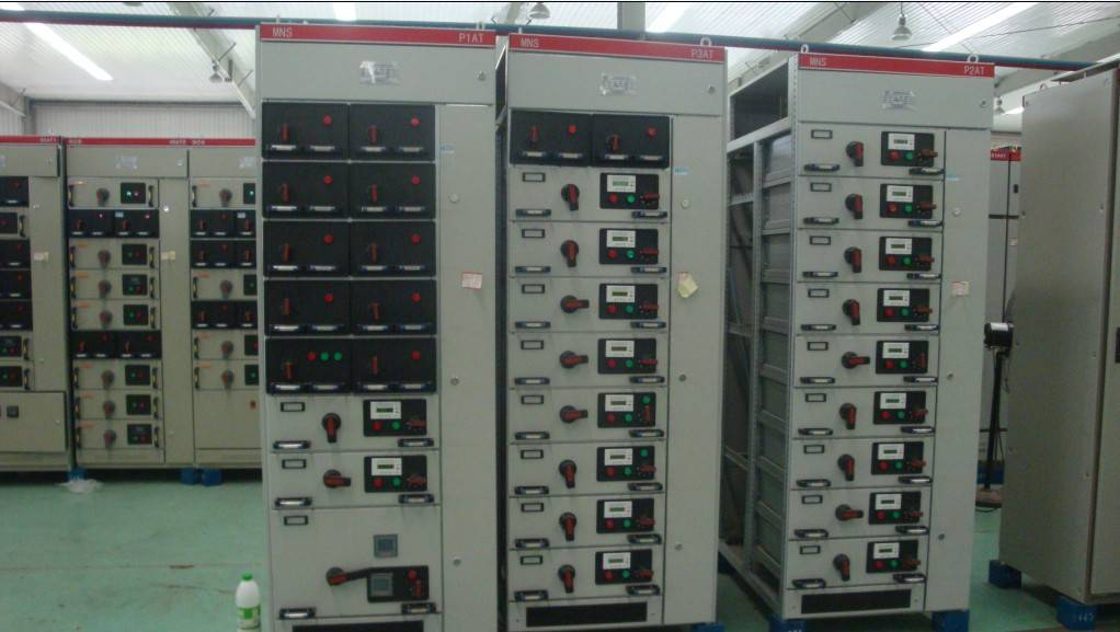 Intelligent 380V ~660V  low voltage electrical switchgear cabinet