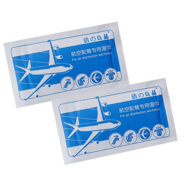 Easy To Use Disposable Airline Refreshing Towel With Factory Price