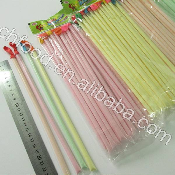 Sherbet Fruit Powder With Balloon,Sour Powder Stick Candy
