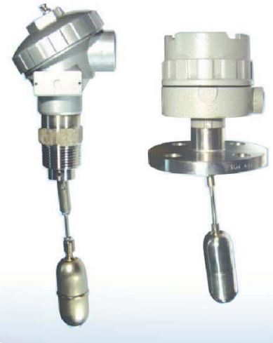 MAGNETIC FLOAT TYPE LEVEL SWITCH - KEM-25 / 40 SERIES