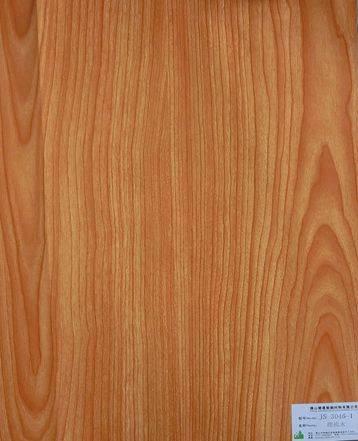 melamine paper/furniture decorative paper JS-3046-1 cherry wood