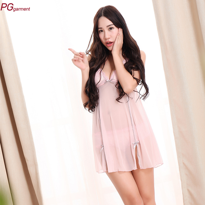 Quick dry sexy ladies hot sexy night dress for honeymoon