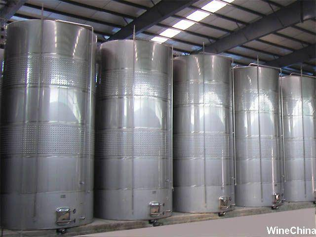 Large Aluminum Barrel