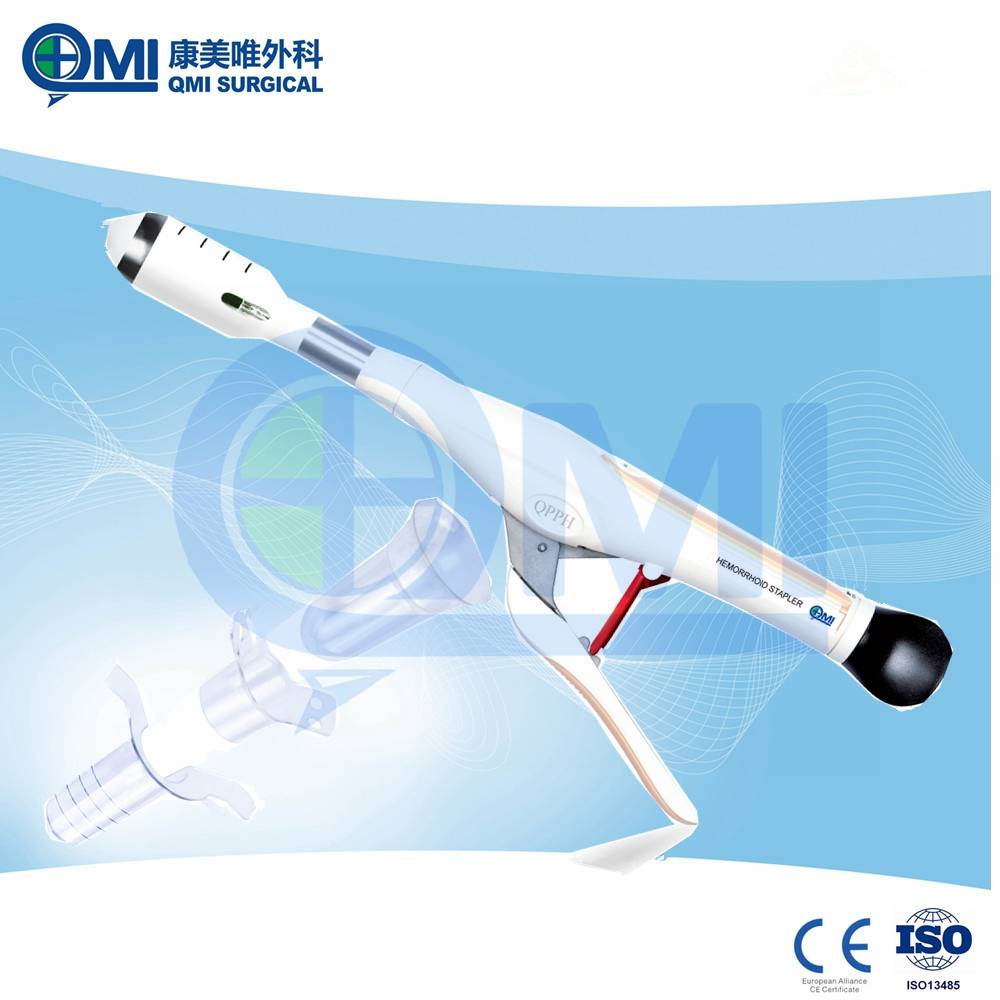 Popular for the Market Hospital Instrument Disposable Anorectal Circular Hemorrhoids Stapler