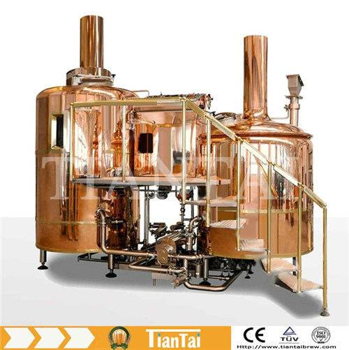 hotel beer brewery equipment, beer brewing system