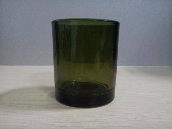 selling glass candle holders made in china