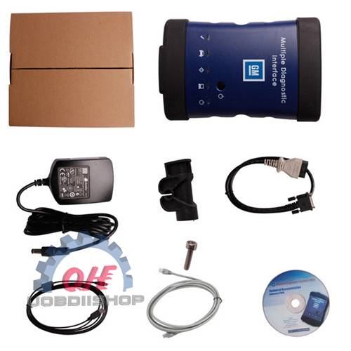 Latest High Quality GM MDI Multiple Diagnostic Interface without Wifi Card