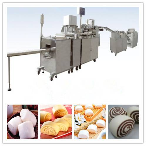Fully Automatic Steamed Bun Machine
