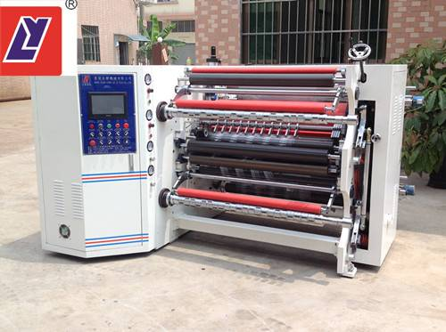 Yl-303 High Speed Precision Laminating and Slitting  Machine