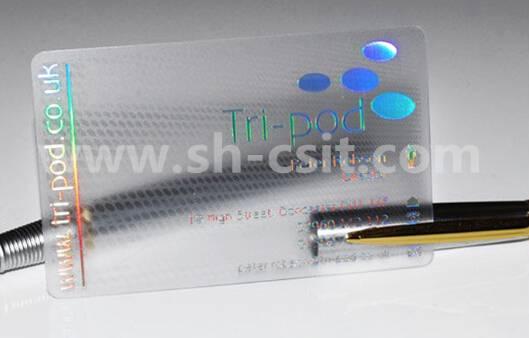 RFID Printing Card