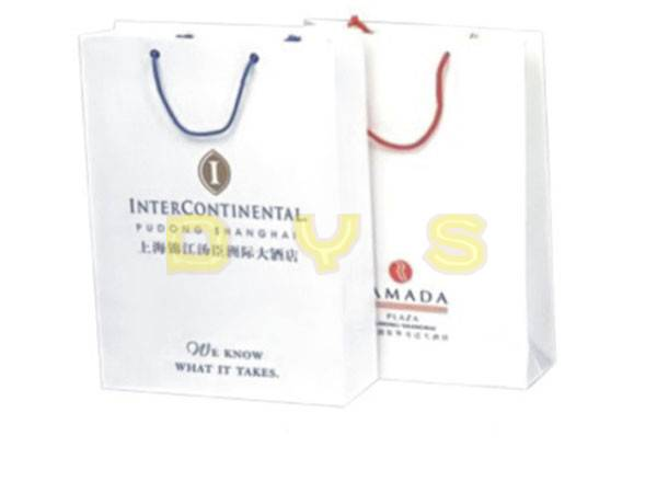 hotel amenities shopping bag bag-007
