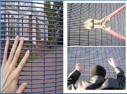 2016 new supplier of security 358 fence manufacturer