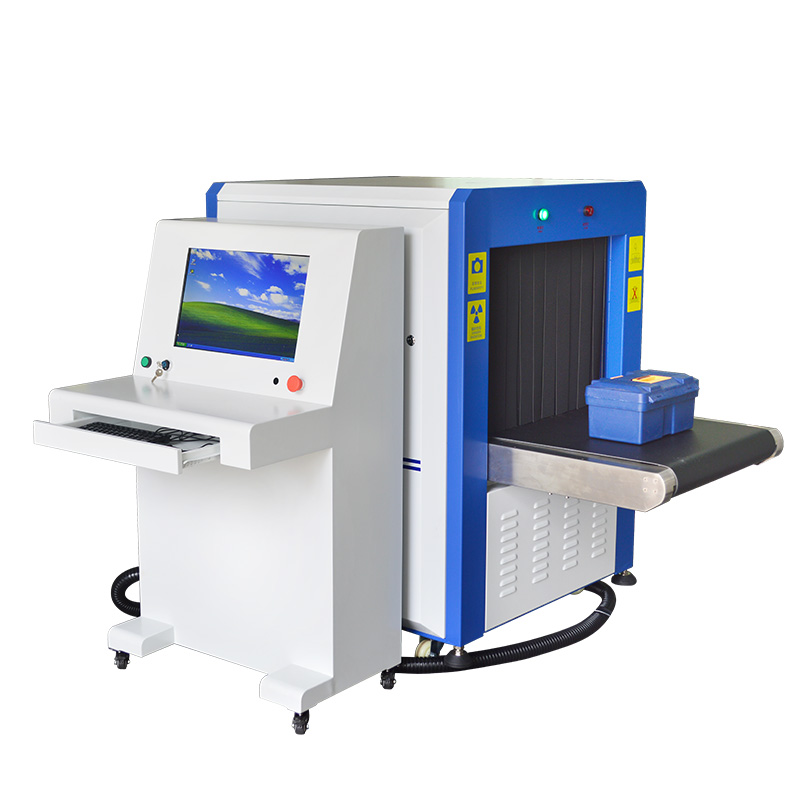 Airport Security X Ray Baggage & Parcel Scanner/High Quality Station X-Ray Detector Machine MCD-6550