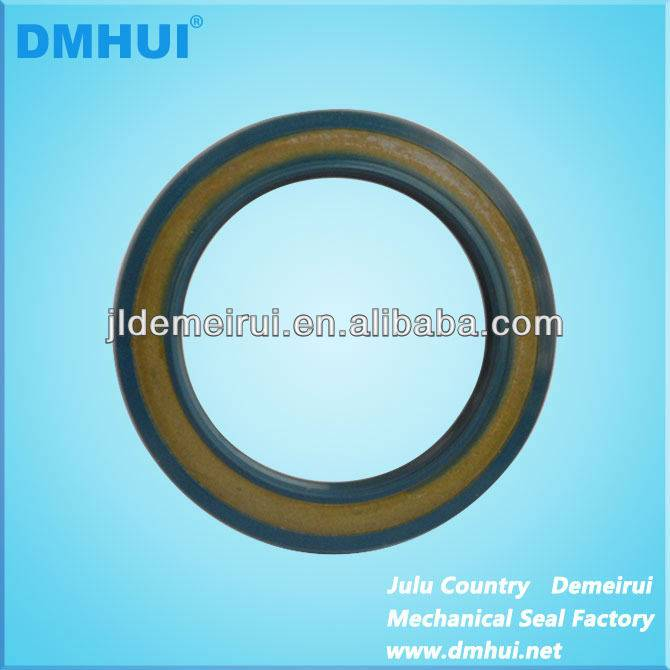 DMHUI BRAND, Hydraulic pump shaft seal 40x55x7, Piston pump shaft seal