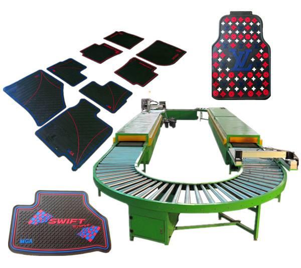 Automatic multicolor car mat machine PVCcarmatmachine/automaticcarmatmachine