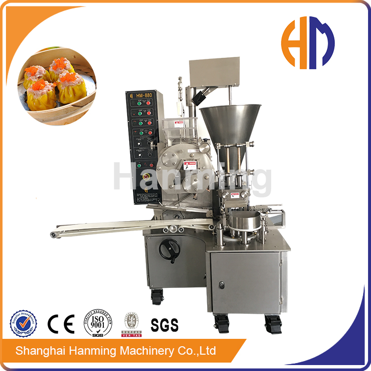 Hanming automatic double line siomai making machine