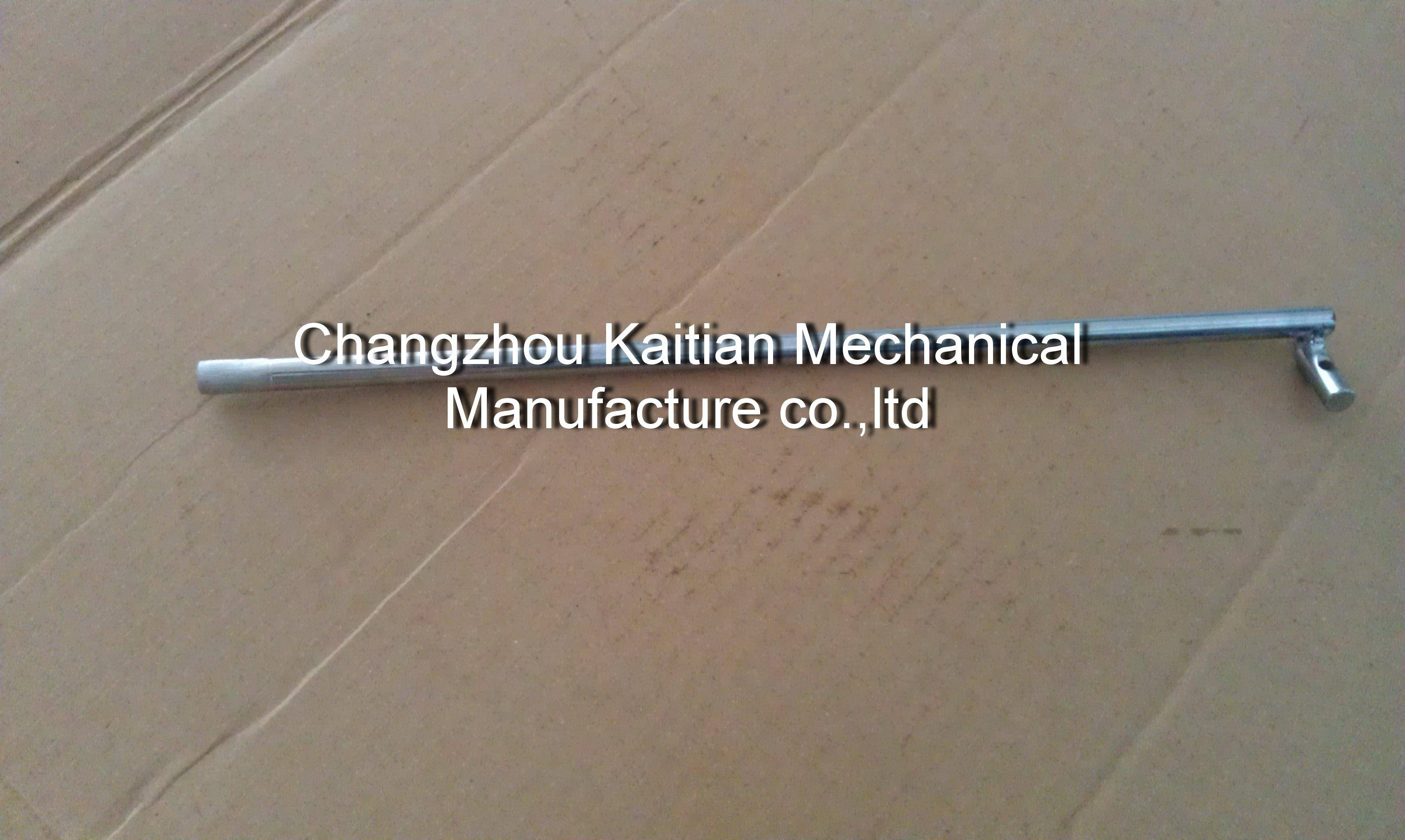 Changzhou kaitian mechanical menufacture co.,ltd Brake lever