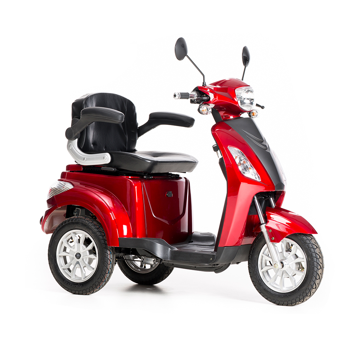 EEC certificated Cheap three wheel electric tricycle for adults lithium battery optional