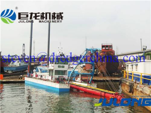 Chinese professional medium and small sized cutter suction dredger