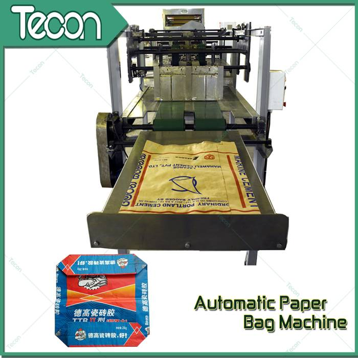 High Performance Packaging Machine for Making Paper Bag
