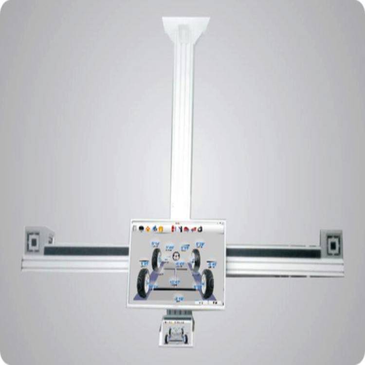 3D wheel alignment for two-post lift FEG-A-3c